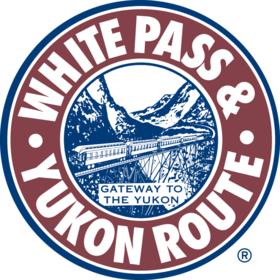 WHITE PASS YUKON ROUTE Logo