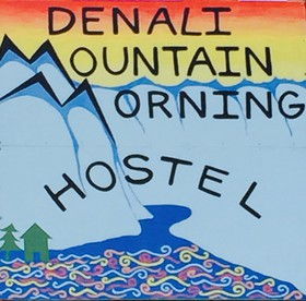 Denali Mountain Morning Hostel & Cabins Logo