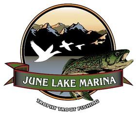 Sierra Recreation Associates @ June Lake Marina Logo