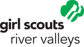 Girl Scouts Minnesota and Wisconsin River Valleys Logo