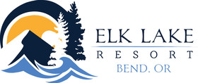 Elk Lake Resort and Marina, Inc. Logo