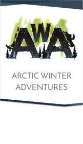 Arctic Winter Adventures Logo