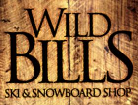 Wild Bill's Ski And Snowboard Shop Logo