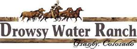 Drowsy Water Ranch Logo
