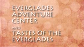 Everglades Adventure Center and Tastes of the Everglades Logo