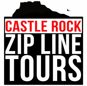 Castle Rock Zip Line Tours Logo