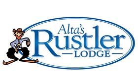 Alta's Rustler Lodge Logo