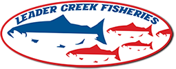 Leader Creek Fisheries Logo
