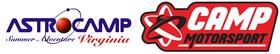 AstroCamp Virginia & Camp Motorsport Logo