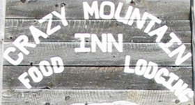 Crazy Mountain Inn Logo