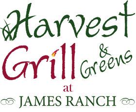 Harvest Grill at James Ranch Logo