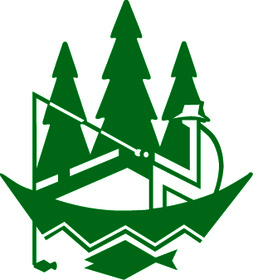 Migis Lodge on Sebago Lake Logo