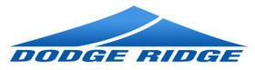Dodge Ridge Wintersports Area Logo