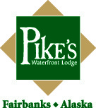 Pike's Waterfront Lodge Logo