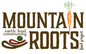 Mountain Roots Food Project Logo