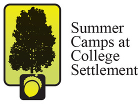 College Settlement Camps Logo