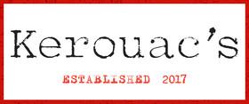 Kerouac's Restaurant & Bar Logo
