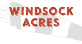 Windsock Acres Logo
