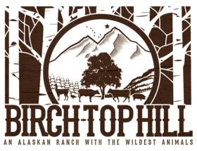 Birch-Top Hill Ranch Logo