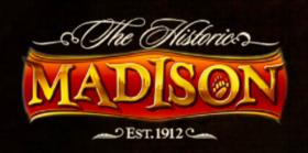 Madison Hotel, Motel and Gift Shop Logo