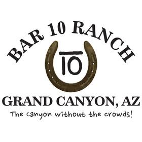 Bar 10 Ranch Logo