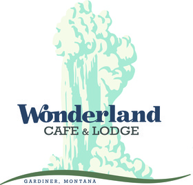Wonderland Cafe & Lodge Logo