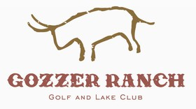 Gozzer Ranch Golf and Lake Club Logo