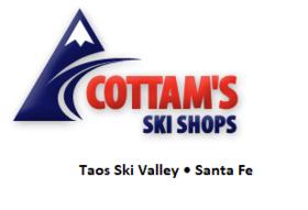Cottam's Ski Shops Logo