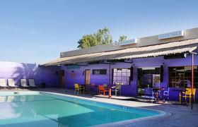 29 palms inn   poolside restaurant