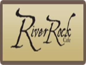 The River Rock Cafe Logo