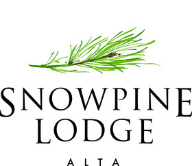 The Snowpine Lodge Logo