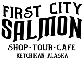 First City Salmon Logo