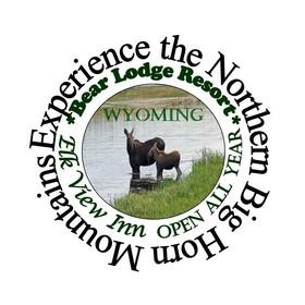 Bear Lodge Resort - Elk View Inn  Logo