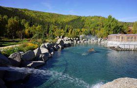 Hot springs heaven
