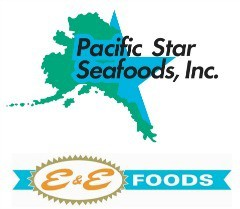 Pacific Star Seafoods Logo