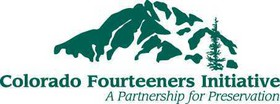 Colorado Fourteeners Initiative Logo
