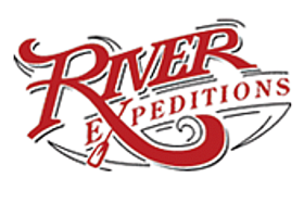 River Expeditions  Logo