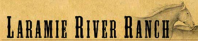 Laramie River Ranch Logo