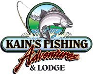 Kain's Fishing Adventures Logo
