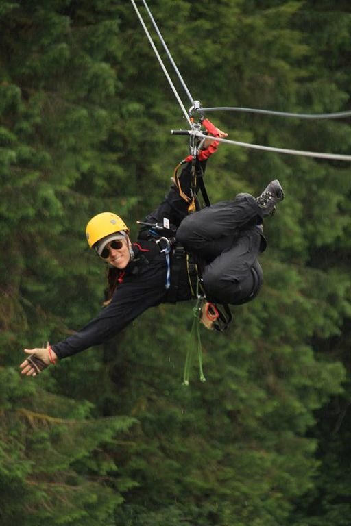 Previous & Alaska Canopy Adventures u0026 Alaska Rainforest Sanctuary u0026 Adventure ...