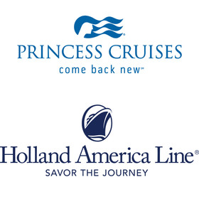 Princess Cruises and Holland America Line - Transportation Services Logo