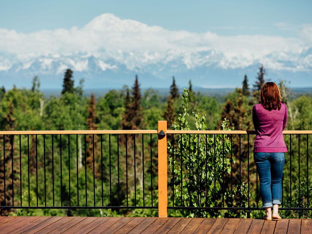 "talkeetna alaskan lodge - spend your summer amazed by denali ""the"