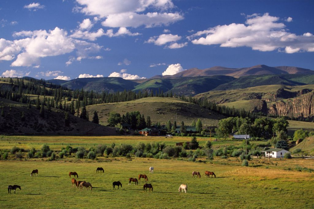 Unique Colorado Ranch Experience