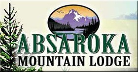 Absaroka Mountain Lodge Logo