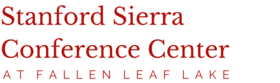Stanford Sierra Conference Center Logo