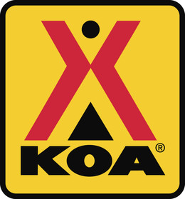 Yellowstone Park KOA Logo