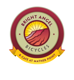 Bright Angel Bicycles & Cafe LLC Logo