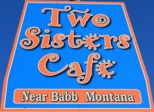 Two Sisters Cafe Logo