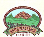 Notch Peak Ranch Logo