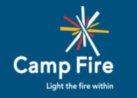 Camp Fire Alaska Logo